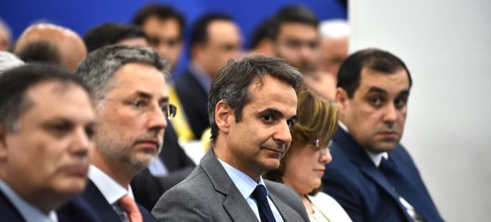 Ο Μητσοτάκης παρουσίασε τις θέσεις της ΝΔ για την ενέργεια -4 βασικοί άξονες