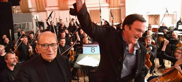 Ο συνθέτης, ο σκηνοθέτης και η Συμφωνική Ορχήστρα της Τσεχίας