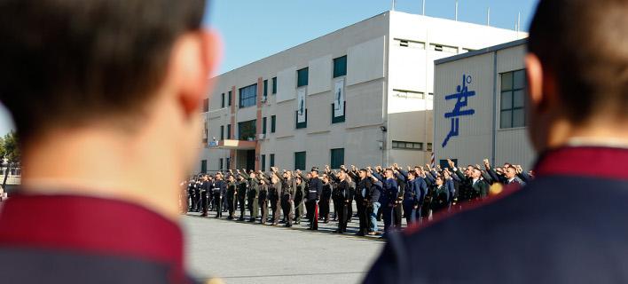 Στρατιωτική σχολή/Φωτογραφία: Ιntimenews