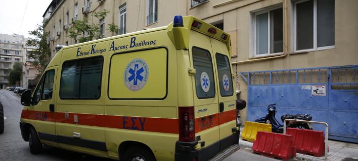 Ασθενοφόρο/Φωτογραφία: Eurokinissi