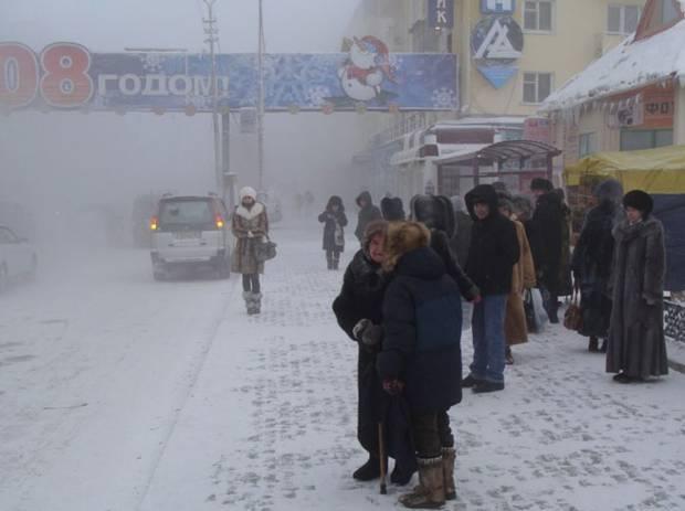 Η πιο κρύα πόλη του κόσμου ζει στους -50C -Το παγωμένο Γιακούτσκ της Σιβηρίας με 200.000 κατοίκους | iefimerida.gr 1