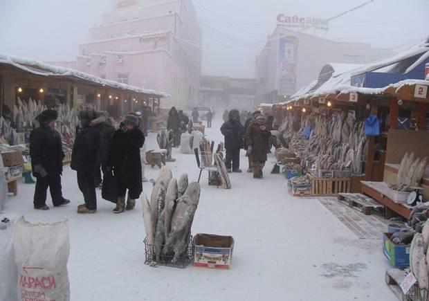Η πιο κρύα πόλη του κόσμου ζει στους -50C -Το παγωμένο Γιακούτσκ της Σιβηρίας με 200.000 κατοίκους | iefimerida.gr 3