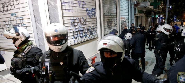 Κλειστά καταστήματα στη Θεσσαλονίκη/Φωτογραφία: Intimenews