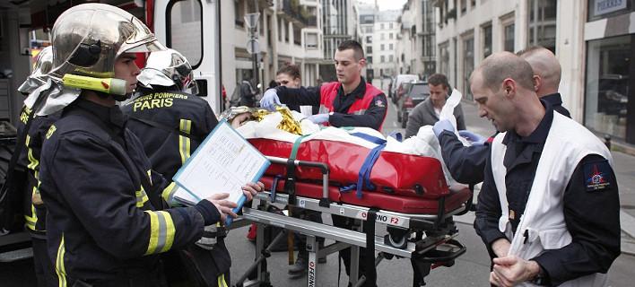 Τρεις γαλλοαλγερινοί αιματοκύλισαν το Παρίσι με 12 νεκρούς