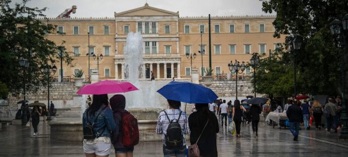Καταιγίδα/Φωτογραφία: Eurokinissi