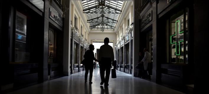 Η αλλαγή του τρόπου υπολογισμού των κρατήσεων θα φέρει έμμεσες μειώσεις στους μισθούς του δημοσίου/ Φωτογραφία: Eurokinissi