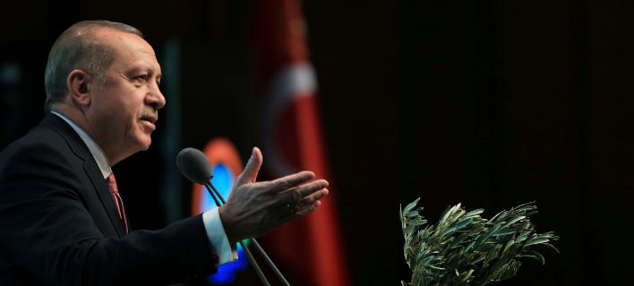 Eρντογάν: Οι δυνάμεις που μπήκαν στην Αφρίν είναι τρομοκράτες, θα πληρώσουν βαρύ τίμημα