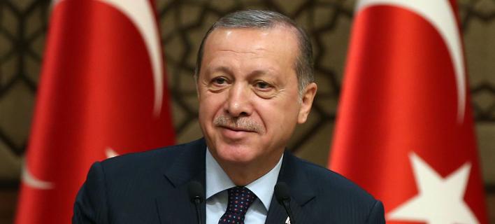 Φωτογραφία: Yasin Bulbul/Presidential Press Service, Pool Photo via AP