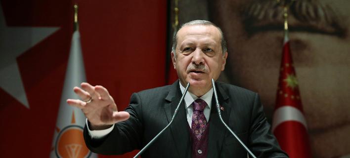 Ερντογάν: Ο Ασαντ είναι τρομοκράτης, έχει σκοτώσει σχεδόν 1 εκατ. πολίτες