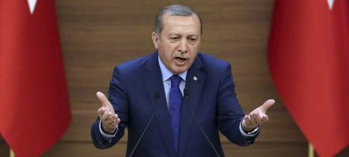 Απόρρητο γερμανικό έγγραφο καίει τον Ερντογάν -Διασυνδέσεις με τρομοκρατικές ομάδες