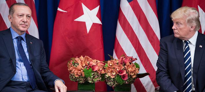 Ο Ερντογάν απέρριψε το τελεσίγραφο Τραμπ για Μπράνσον -«Εδώ δεν είναι μπανανία, είναι η Τουρκία!»