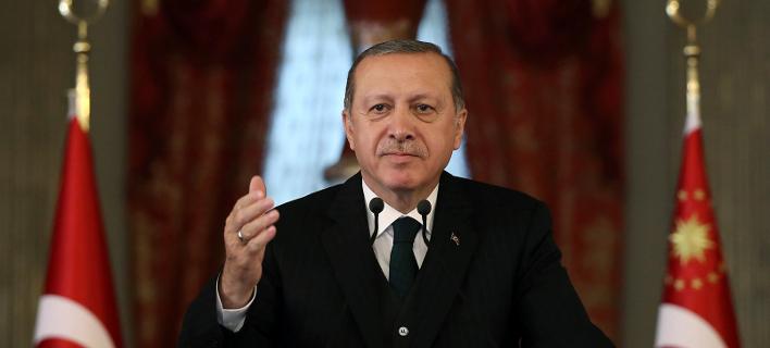 «Κεραυνοί» Ερντογάν: Δεν είναι πολιτισμένη χώρα οι ΗΠΑ