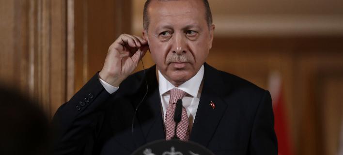 Ερντογάν: Δεν θα επιτρέψω ποτέ στο Ισραήλ να κλέψει την Ιερουσαλήμ από τους Παλαιστίνιους