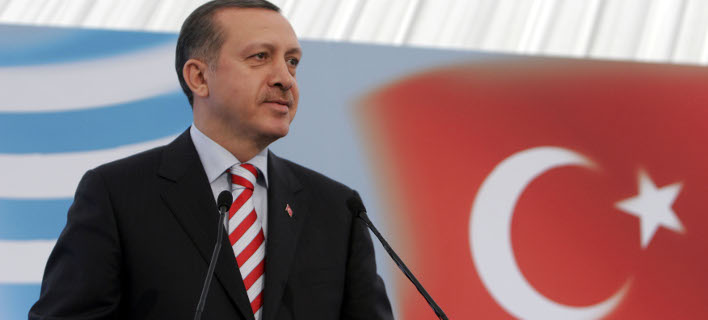 Στην Ελλάδα θα βρεθεί ο Ερντογάν στις 7-8 Δεκεμβρίου (Φωτογραφία: AP/ NIKOLAS GIAKOUMIDIS)