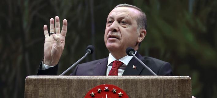 Φωτογραφία: AP/ Murat Cetinmuhurdar