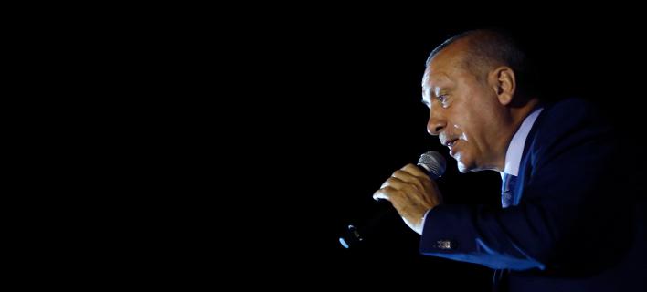 Ρετζέπ Ταγίπ Ερντογάν/Φωτογραφία: AP