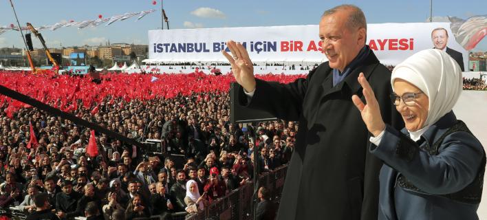Νέα πρόκληση Ερντογάν: Ισως κάνω τζαμί την Αγία Σοφία μετά τις εκλογές