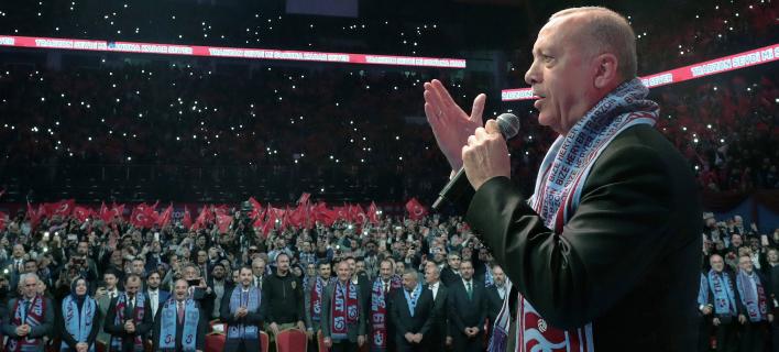 Ερντογάν: Αντίποινα για τον Τραμπ η μετατροπή της Αγιάς Σοφιάς σε τζαμί