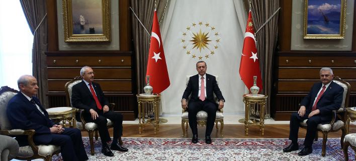 Φωτογραφία: Kayhan Ozer/AP/Eurokinissi