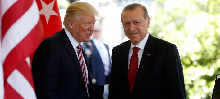 Οι ΗΠΑ δικάζουν τους μπράβους του Ερντογάν για τα επεισόδια στην Ουάσινγκτον