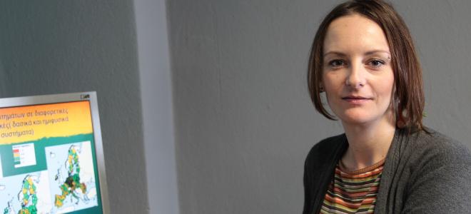 Νεύτα Βότση: Η Ελληνίδα ερευνήτρια που βραβεύτηκε επειδή βρήκε πού έχει πάντα ησυχία