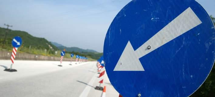 Εργασίες συντήρησης στο οδικό δίκτυο του νομού Θεσσαλονίκης