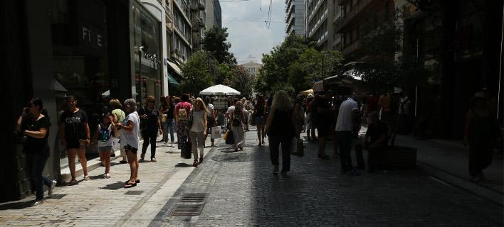 Αύξηση τζίρου περιμένει το 27,7% των επιχειρήσεων/Φωτογραφία: Eurokinissi