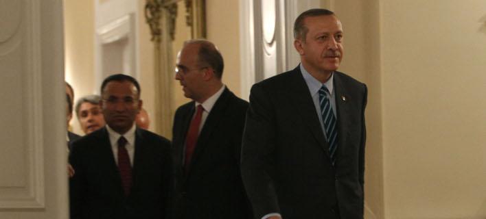 Ο Ταγιπ ΕΡντογάν/ Φωτογραφία AP images