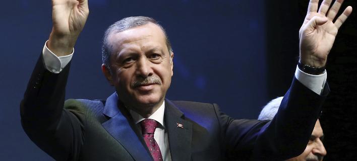 Φωτογραφία: Kayhan Ozer, Presidential Press Service/Pool photo via AP
