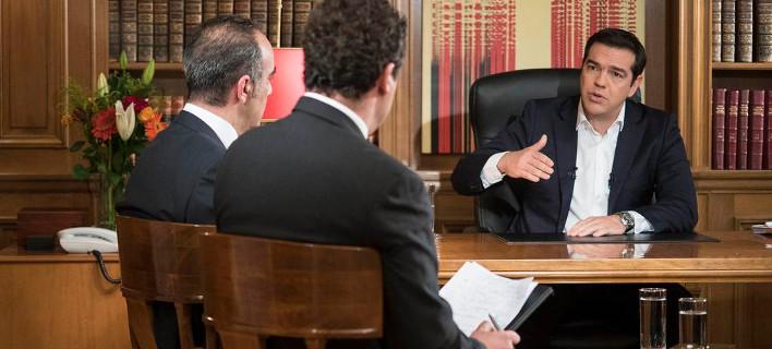Ο Τσίπρας τα είπε όλα: Για ΣΥΡΙΖΑ, κυβέρνηση, Ευρώπη