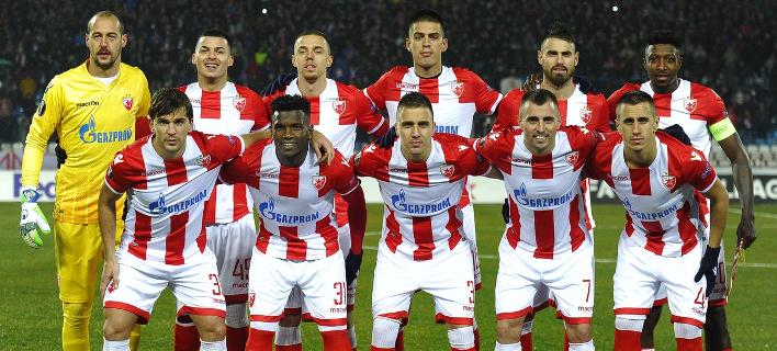 Φωτογραφία: FK Crvena zvezda
