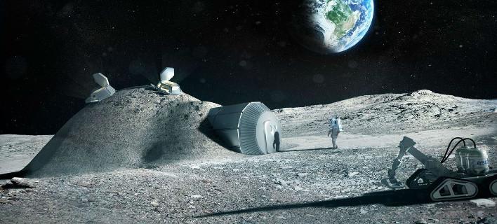 Ευρώπη και Ρωσία ταξιδεύουν... παρέα στο φεγγάρι
