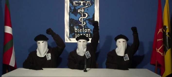 Ισπανία: Η βασκική αυτονομιστική οργάνωση ETA ανακοινώνει την οριστική διάλυσή της