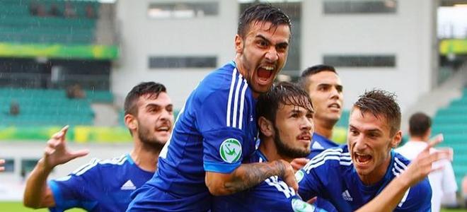 Ηρωική πρόκριση της Εθνικής Νέων στον τελικό του Euro