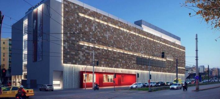 Επιτέλους: Αρχισε η μετακόμιση του ΕΜΣΤ στο νέο κτίριο [εικόνα]