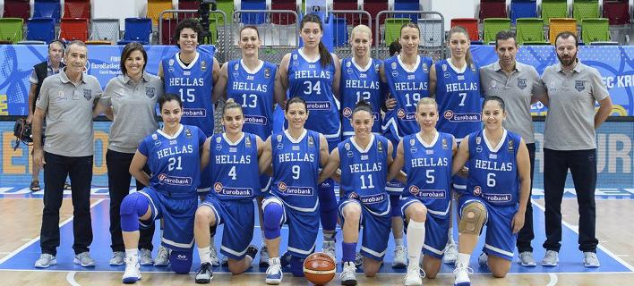 Eurobasket γυναικών: Μεγάλη νίκη της Ελλάδας (69-60) κόντρα στην Σερβία