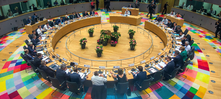 Σημαντικές αποφάσεις δεν αναμένονται ούτε σ' αυτή τη Σύνοδο της ΕΕ για τα αγκάθια του Brexit και του προσφυγικού (Φωτογραφία αρχείου: Stephanie Lecocq, Pool Photo via AP)