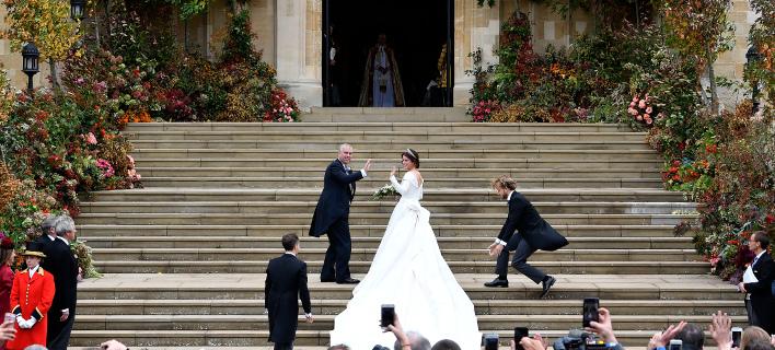 Η πριγκίπισσα Ευγενία. Φωτογραφία: AP