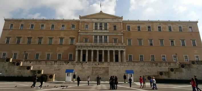 Η Βουλή/Φωτογραφία: Eurokinissi
