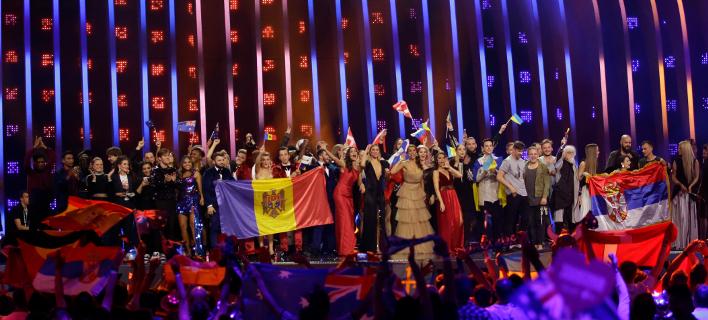 Eurovision 2018/Φωτογραφία: AP