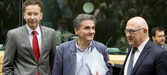 Αρχίζουν πάλι τα Eurogroup για την Ελλάδα -Τι θα γίνει σήμερα
