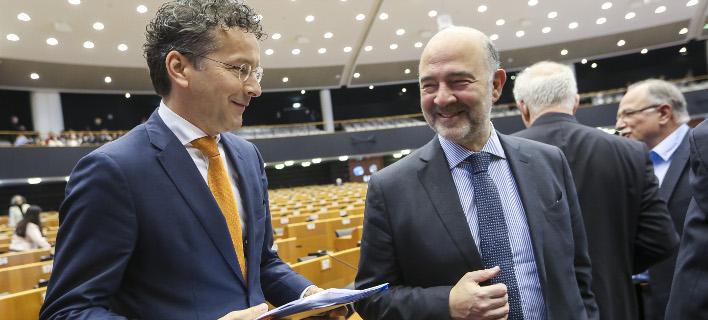 Το Plan B των Ευρωπαίων: Αποχώρηση του ΔΝΤ, μικρότερη ελάφρυνση, λιγότερα μέτρα από τα συμφωνηθέντα