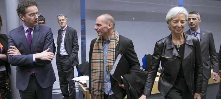 Ρήξη στο Eurogroup: Ελλάδα-Ευρώπη τα έσπασαν για την παράταση Μνημονίου