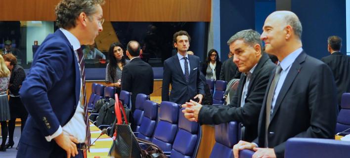 Το ελληνικό ζήτημα στη δίνη κοσμογονικών αλλαγών στην Ευρωζώνη /Φωτογραφία: Intime News