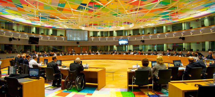 Αλλαξαν... διακόσμηση στο Eurogroup -Η εντυπωσιακή αλλαγή στην αίθουσα [εικόνες]