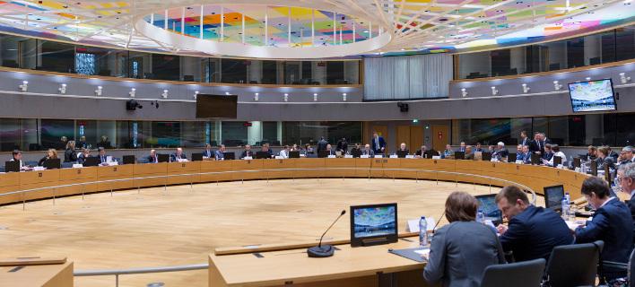 Συνεδρίαση του Eurogroup/ Φωτογραφία αρχείου:AP