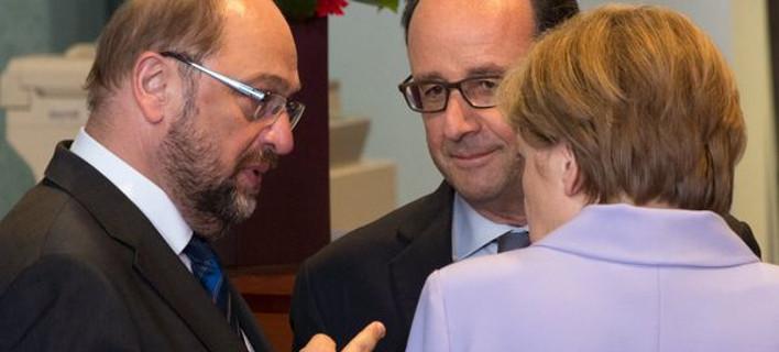 Ολη η Ευρώπη ξανά στο πόδι -Πέντε έκτακτες συναντήσεις σε 48 ώρες