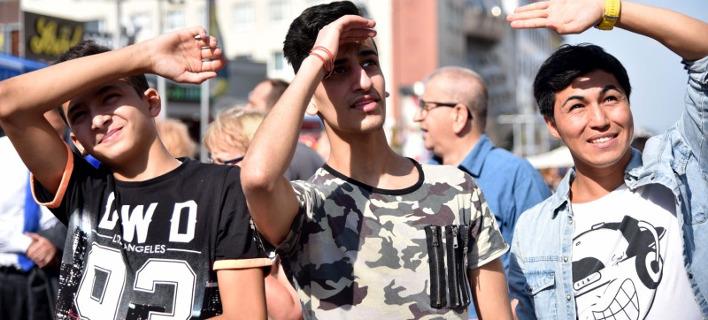 «Ευρώπη, το όνειρο»: Το φιλμ με τους τρεις έφηβους πρόσφυγες που κινητοποιεί [βίντεο]