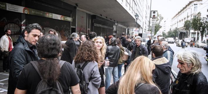 Μειωμένη η ανεργία τον Μάρτιο/Φωτογραφία: Eurokinissi