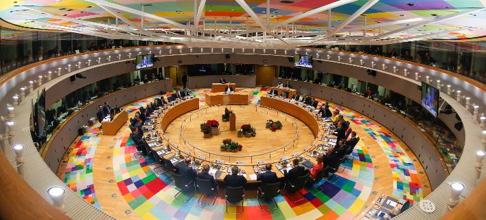 Άκαρπες οι διαβουλεύσεις για το προσφυγικό στη σύνοδο της ΕΕ (Φωτογραφία: ΑΡ)